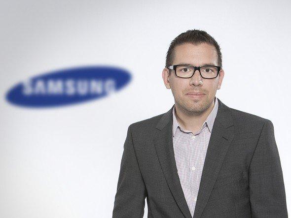 Von der Agentur zum Kunden: Thomas Kahmann arbeitet jetzt im Sasung-PR-Team (Foto: Samsung)