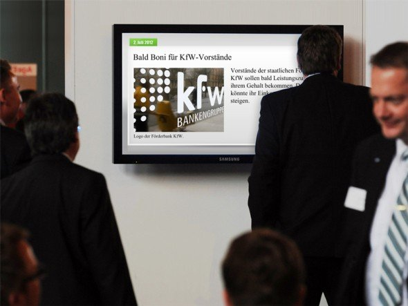 Inhalte werden nun von der Gruppe der Neuen Osnabrücker Zeitung zugeliefert: eKMS in der Version 3.0 (Foto: engram)