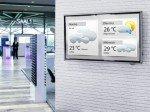 Heiter bis wolkig: Wetternachrichten gehören jetzt auch zum Umfang (Foto: engram)