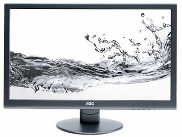 Ingram Micro distribuiert AOC-Displays wie das LED-Modell I2352VHProfessional mit 1920 x 1080 p (Foto: AOC)