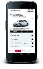 red dot-prämiert: SapientNitros Audi-App (Foto: SapientNitro)