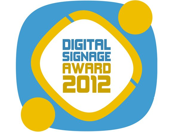 invidis Digital Signage Award