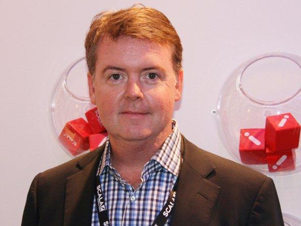 Tom Nix, CEO von SCALA