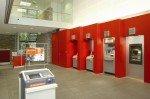 Schalterhalle einer deutschen Sparkasse (Foto: Deutscher Sparkassen- und Giroverband)