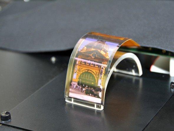 Sharp konzentriert sich weiter auf IGZO-Displays (Foto: Sharp)