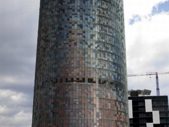 Baustelle Swisscom - Konzernleitung wird neu aufgestellt (Foto: Swisscom/ Caspar Martig)