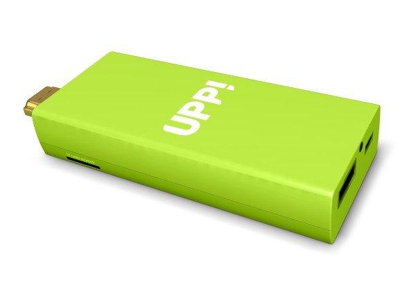 Mit dem UPP! Stick von MMD lassen sich Philips-Displays steuern (Foto: MMD)