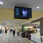 Einsatz in der  Mall: LionDATA Digital Signage-Systeme übertragen Bildinhalte über große Distanzen (Foto: itworx-pro)