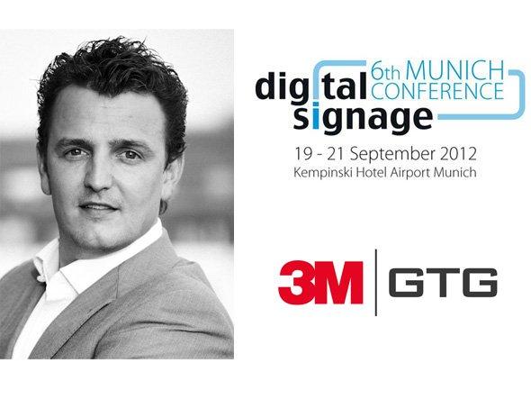 Daniel Steinbichler, CEO von 3M GTG