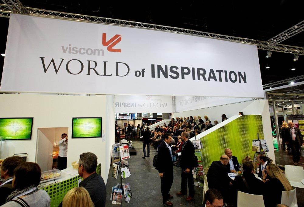 Viscom Frankfurt 2012 - Neue rekorde am Main (Foto: Reed Exhibition)