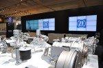 Auch die Präsenz von ZF wurde von ICT umgesetzt (Foto: ICT AG)