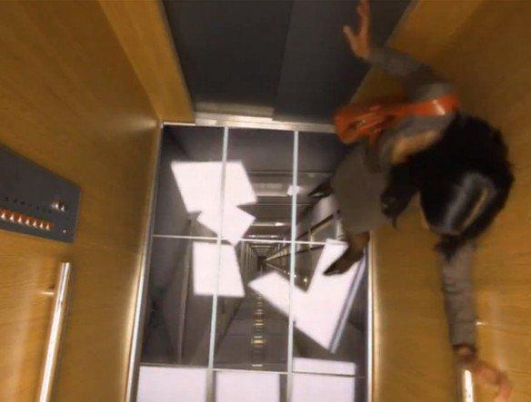 Alptraum Absturz: LG fährt mit den Kunden in den Keller (Screenshot: invidis.de)