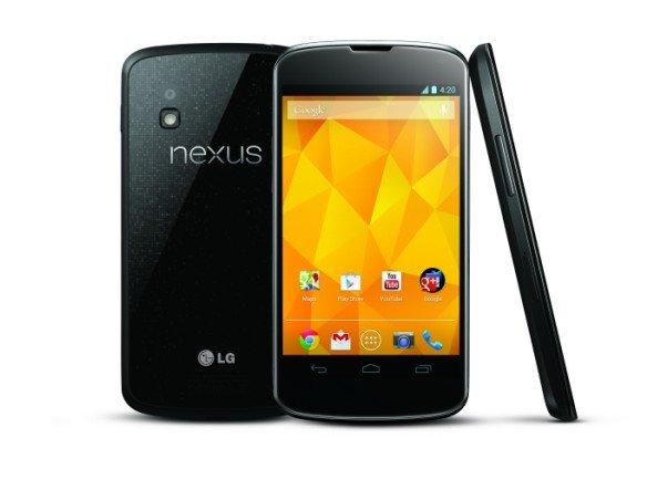 Beim Nexus 4 ist LG Googles neuer Partner (Foto: LG)