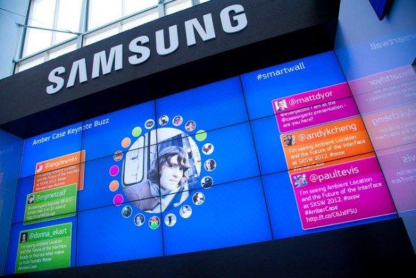 Begehrte Marke: Samsung auf Platz 9 der Marken (Foto: Samsung USA/ Shelby Drummond)