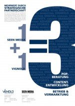 invidis Jahrbuch Digital Signage Anzeige Seen Media