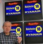 Ryanair Amscreen Kampagne