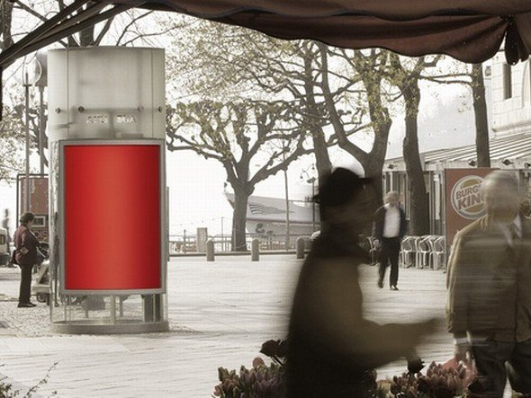 APG|SGA kann in Zürich nun 90% der öffentlichen Außenwerbeflächen weiter vermarkten (Foto: APG|SGA)