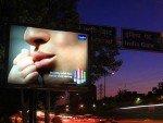 JCDecaux in Indien: Werbemedium an einer Autobahn in Dehli (Foto: JCDecaux)