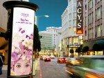 Die Straßen von San Francisco - inklusive JCDecaux Outdoor-Werbemittel (Foto: JCDecaux)