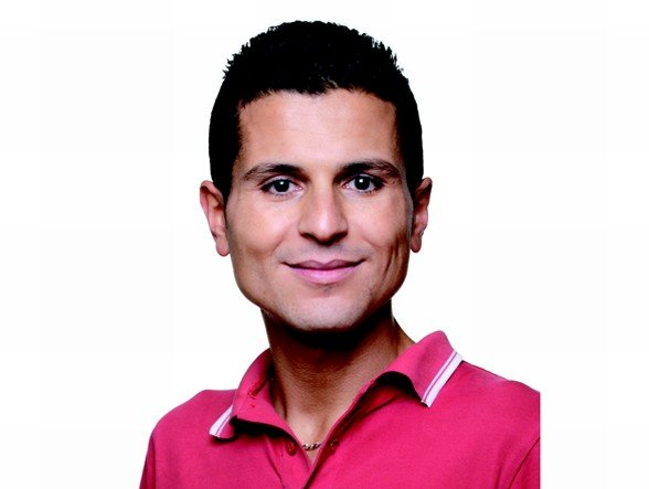 Ibrahim Mazari - leitet jetzt PR und Kommunikation bei dimedis (Foto: dimedis)