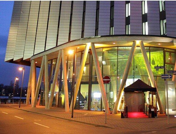 Am Frankfurter Westhafen geht es am 20. November um Large Format Displays (Foto: Westhafen Pier 1 GmbH)