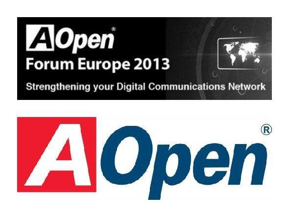 Das AOpen Forum findet 2013 zum vierten Mal statt