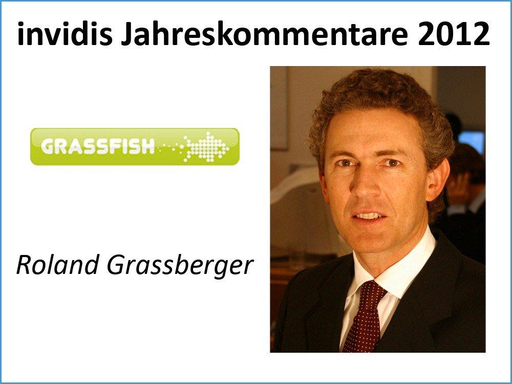 invidis Jahreskommentare 2012 Roland Grassberger