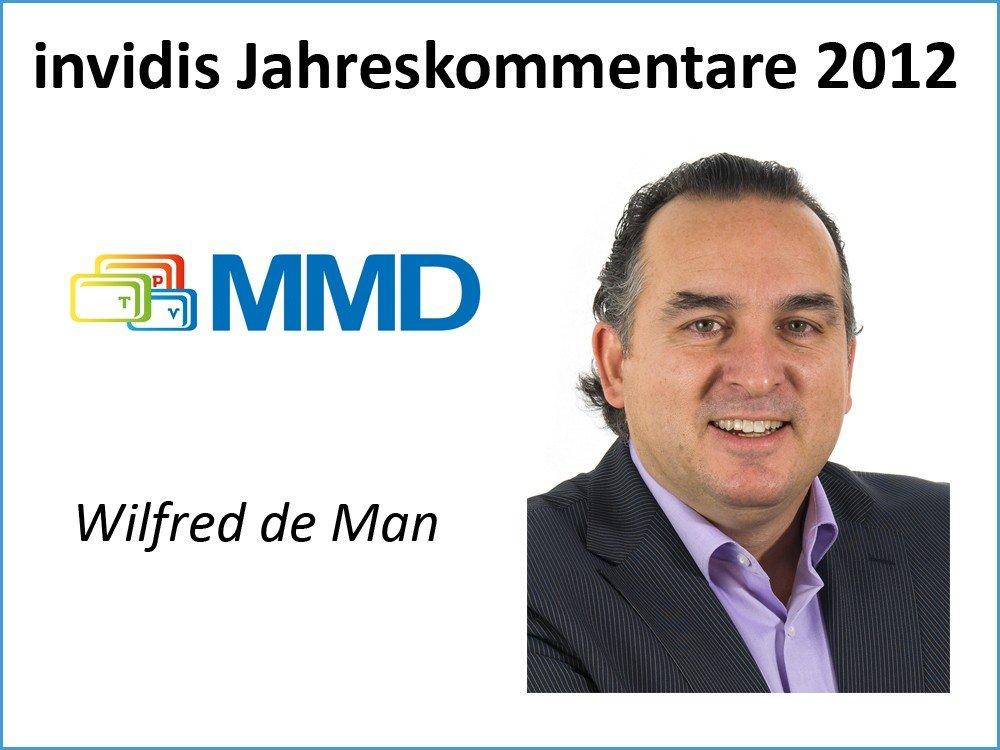 invidis Jahreskommentare 2012 Wilfred de Man