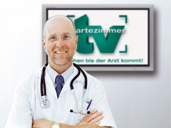 Läuft seit November 2012: neues Format der DGSP für die Patientenkommunikation (Foto: TV-Wartezimmer)
