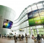 Klare Bilder mit wenig Energieverbrauch - die Smart Energy Saving-Technologie ist Messethema (Foto: LG)