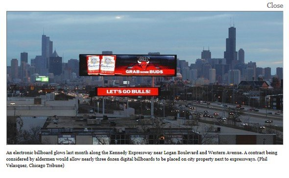 Quelle: Chicago Tribune Website