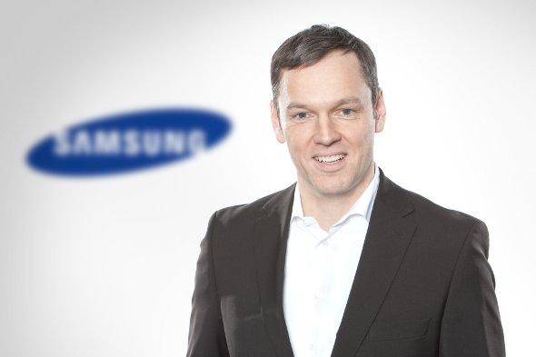 Michael Grote - Neuer Displaychef bei Samsung