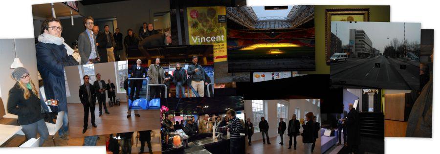 Bildergalerie der ISE invidis Installation Tour 2013