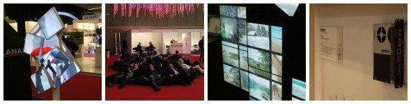 Impressionen von der ISE 2013 - um zur Bildergalerie zu gelangen, auf die Fotos klicken