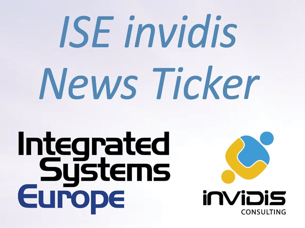 ISE invidis News Ticker