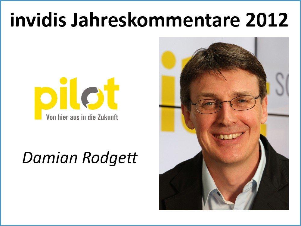 Damian Rodgett, Geschäftsführer pilot Screentime GmbH
