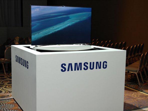 Mit Displays, Tablets und Smartphones erreichte Samsung das fünfte Rekordquartal in Folge (Foto: Samsung US)