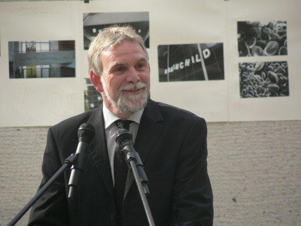 Zu viel NF3: UBA-Präsident Jochen Flasbarth macht Druck (Foto: Umweltbundesamt)