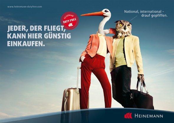AMA-Award: Heinemann Dutry Free Kampagne