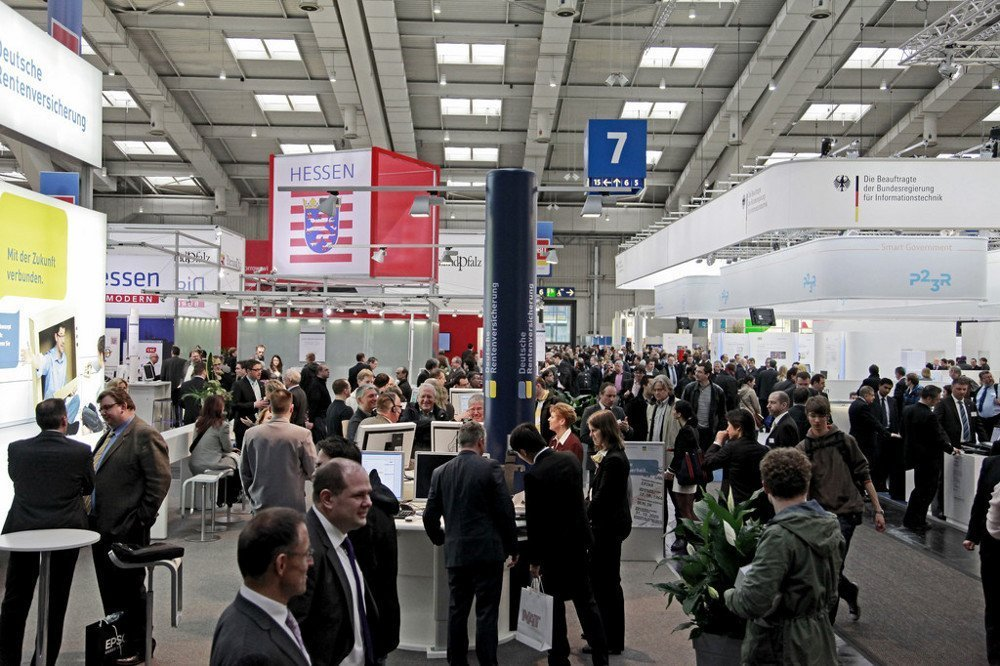 CeBIT 2013 - Government for You