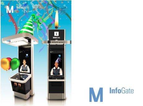 FMG InfoGate Munich Airport