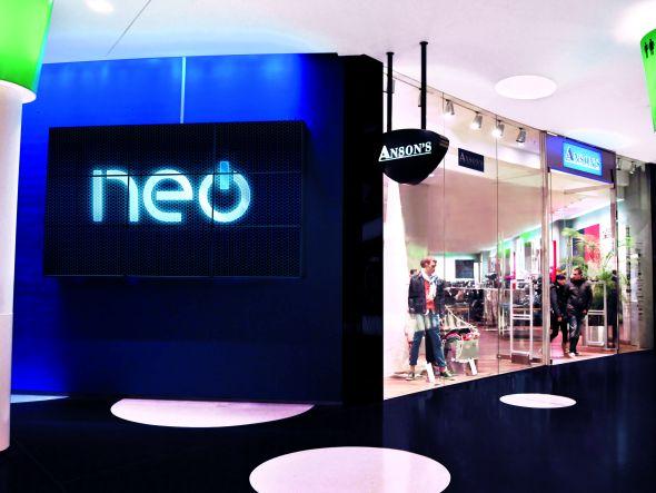 Seit Anfang 2013 vermarktet Neo Advertising die MyZeil-Galerie (Foto: Neo Advertising)