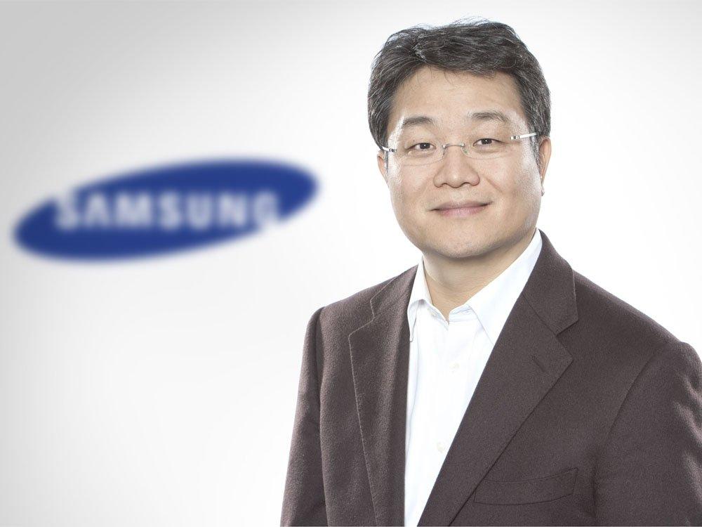 Dongmin Kim ist neuer Präsident der Samsung Electronics GmbH