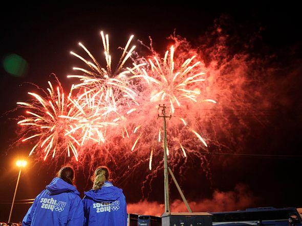 Startschuss in Sotschi - Anfang Februar 2013 begann der Countdown bis zum Beginn der Winterspiele 2014 (Foto: IOC/ Mikhail Mordasov)