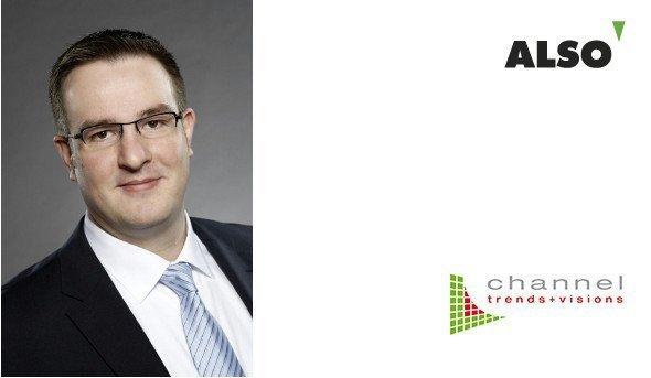 Tobias Nagel / Leiter Digital Signage bei ALSO