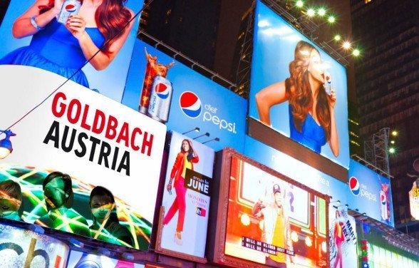 Goldbach Austria Roundtable DooH