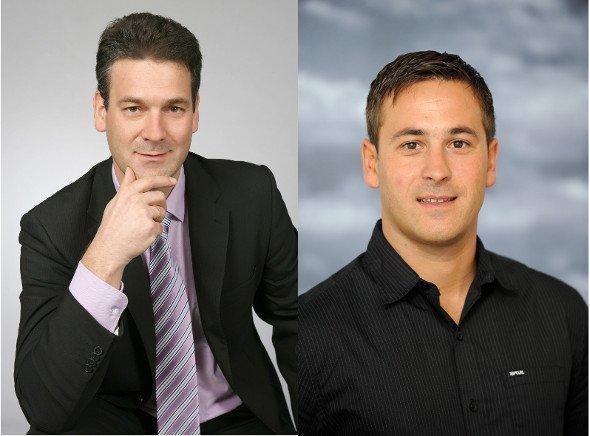 Andre Koitzsch und Marco Duarte verstärken IM Schweiz