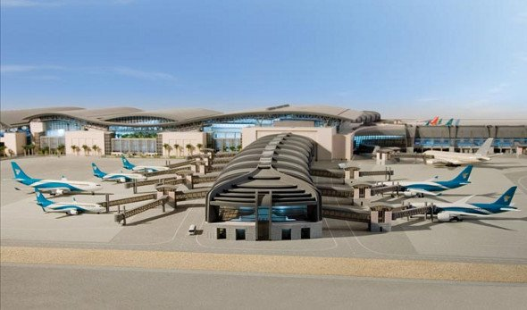 New Muscat Airport