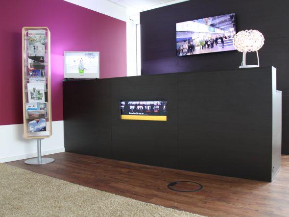 Der neue Showroom bei Ingram Micro ist 50 Quadratmeter groß (Foto: Ingram Micro)