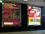 Bisher teilen sich die Ströer-Tochter KAW sowie JCDecaux die Werberechte (Foto: KAW)